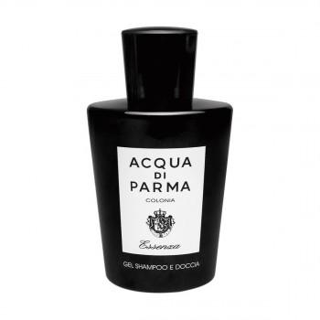 帕尔玛之水克罗尼亚黑调古龙沐浴与洗发啫喱