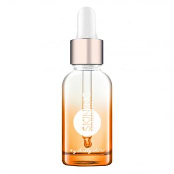 思琦莹 橙色小晶瓶