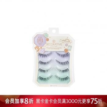 SHO-BI 妆美堂 DE 4对装上睫毛