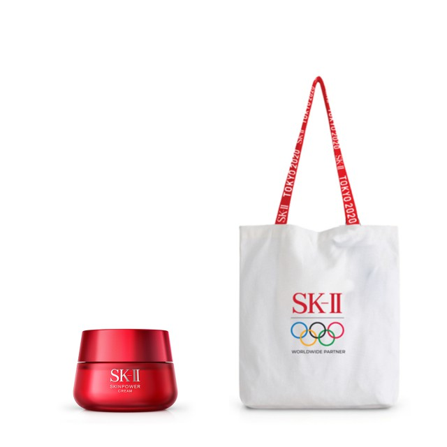 SK-II赋能焕采精华霜惠选套组