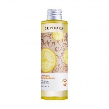 丝芙兰柠檬籽透亮柔肤水