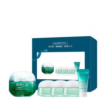 碧歐泉「綠活泉」面霜禮盒