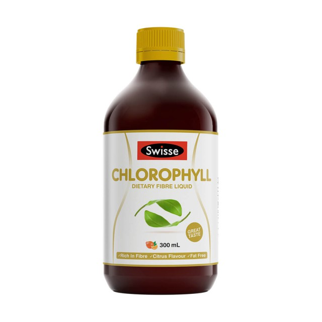 Swisse 芊盈膳食纖維橙味飲料