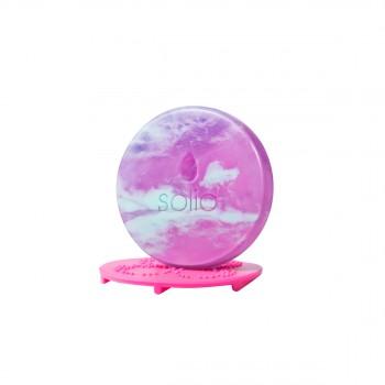 梦幻彩云系列美妆蛋清洁刷子海绵专用皂