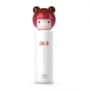 SK-II 护肤精华露和风娃娃粉色限定版