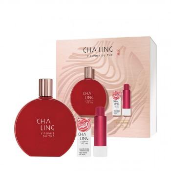 茶灵红色香氛礼盒