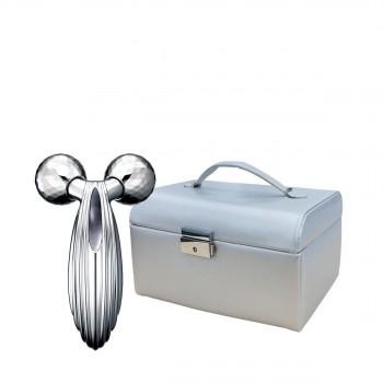 黎珐 双球滚轮波光美容仪惠选套装