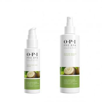 OPI可可白茶溫潤護手精華乳60ml惠選套裝
