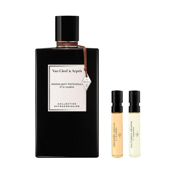 梵克雅宝非凡珍藏系列月光广藿香香水