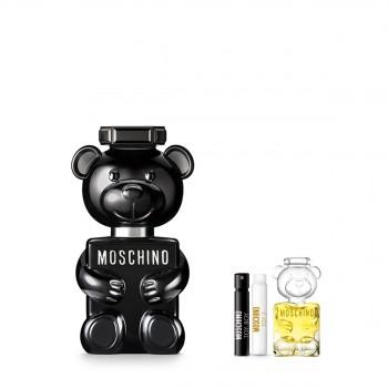 默斯奇诺熊男友香水