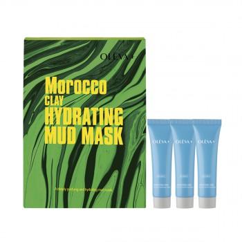 奥洛菲OLEVA+摩洛哥绿泥恒漾保湿面膜(保湿绿泥膜)惠选套装